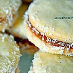 recette Alfajor, un biscuit andalou ou argentin