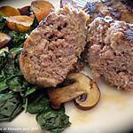 recette Galettes de veau bbq à leur meilleur