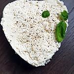 recette Fromage frais maison sans appareil et sans presure, la recette très très façile !