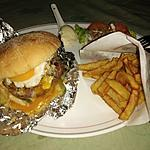 recette Hamburger maison au comté