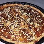recette Tarte aux pommes a l'ancienne