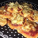 recette Pizzettes apéritives