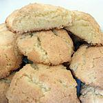 recette ghoribas à la noix de coco et semoule