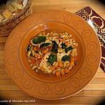 recette Soupe de poisson express