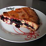 recette Gâteau basque d'Itxassou