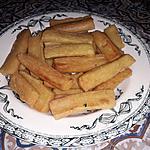 recette Panisses
