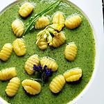 recette Gnocchis aux orties et herbes médicinales