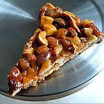 recette Triangles croquants aux noisettes et amandes