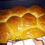 recette Pain brioché ou pain oriental