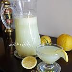 recette Citronnade- Limonade bio