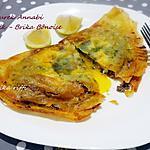 recette BOUREK-BRICK ANNABI