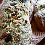 recette Baguettes aux orties et multigraines