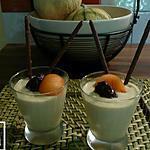 recette mousse de melon et gingembre