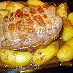 recette Paupiette de blanc de poulet