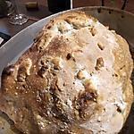 recette Poulet en croûte de sel aux herbes aromatiques