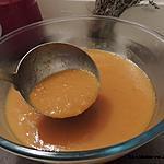 recette Soupe de potiron, navets et carottes