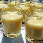 recette Mousse pomme orange