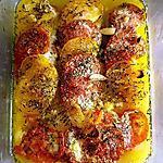 recette Filet de colin au thym