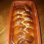 recette Le pain brioche