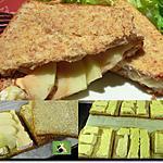 recette Croque camembert - pomme