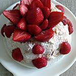 recette charlotte aux fraises et mascarpone