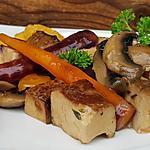recette Tofu comme une carbonade flamande