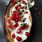 recette Aubergine grillée de yotam ottolenghi