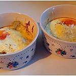 recette Œufs cocotte crème de St.Agur