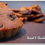 recette ** Petits moelleux aux spéculoos et éclats de chocolat sur la base classique du gâteau au yaourt **