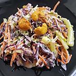 recette Salade légère