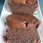 recette CAKE FONDANT AU CHOCOLAT SANS GLUTEN ET SANS PRODUIT LAITIER ANIMAL
