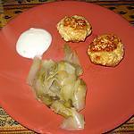 recette Boulettes de poulet au citron