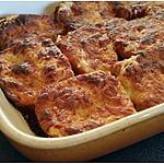 recette Croûtes Bourguignonnes