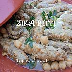 recette Tajine el hout familial typique bônois