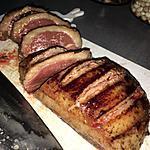 recette Magret de canard sauce yakitori