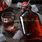 recette Liqueur de vodka fraise avec des fruits frais