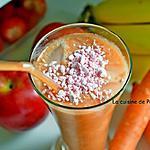 recette La star des enfants: le jus des 5 portions par jour