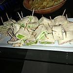 recette Wraps de jambon d après la recette de wraps à makiace