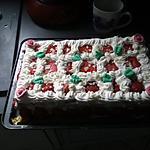 recette Fraisier chocolat blanc