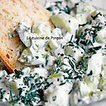 recette Tzatziki par le chef Alain Ducasse, végétarien