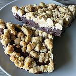 recette Cookie geant crumble pralin