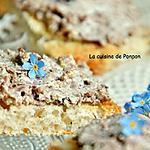 recette Toasts garnis de terrine de campagne au piment d'Espelette