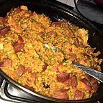recette Riz a l'espagnol