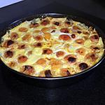 recette clafoutis aux abricots des recette de sophie