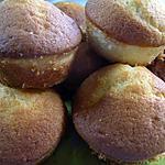 recette muffins a la cerises