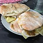 recette Kebab a la viande hachée au curry
