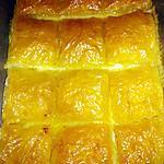 recette Laz borek ou gâteau turque