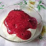 recette Semoule à la fraise des bois