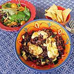 recette Bol de quinoa à la mexicaine