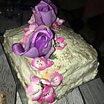 recette Gateau Naked cake mascarpone brugnon